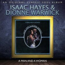 Isaac Hayes E Dionne Warwick - Nr A Man And A NUOVO CD