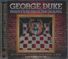 George Duke - Master Of The Game ~ Expanded NUOVO CD