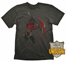 DOTA 2 T-Shirt Axe + InGame Code / Digital Unlock