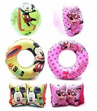 DISNEY SWIMMING MICKEY/MINNIE MOUSE BEACHBALL Pool Water Swim Float