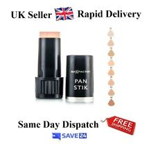 !RRP£7.99! Max Factor Pan Stik Foundation Full Coverage-Choose Your Shade