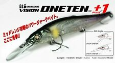 MegaBass Vision Oneten +1 & Jr.  Hard Bait Lure (Pike, Perch, Zander)