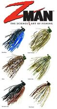 ZMAN SHROOMZ MICRO FINESSE JIG NED RIG JIGHEAD BASS FISHING SELECT SIZE COLOR