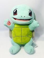 Build-A-Bear New Pokemon Go Pokémon Squirtle Stuffed Animal Plush