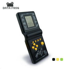Handheld Tetris Electronic Game Old School Players LCD Toys Console Educational