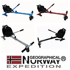 Kart für Hoverboard Hoverseat Self Balance Scooter Geographical Norway