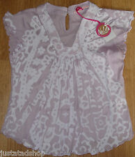 Nolita Pocket girl Kazaki summer top blouse t-shirt 2-3 y  BNWT designer