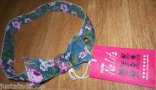 Nolita Pocket girl cotton floral belt 7-8-9-10-11-12 y BNWT New designer denim