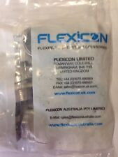 Flexicon Kopex Flexible Conduit glands FSU25 BR Male Qty per bag 10