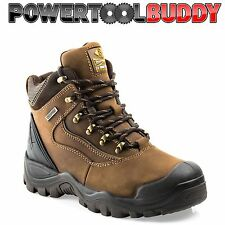 Buckler BSH002 supertough anti-scuff toe and waterproof work boot