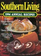 Southern Living 1994 Annual Recipes Cookbook (1994, Hardcover)