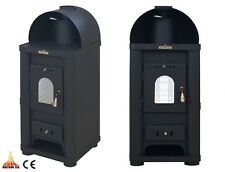 Wood Burning Stove Dry/Boiler Option Central Heating Option 14 kW Wood/Coal