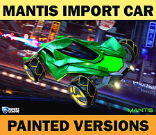 ALL Painted MANTIS  - Rocket League PS4 (Nitro Crate Import) [CHOOSE FROM LIST]