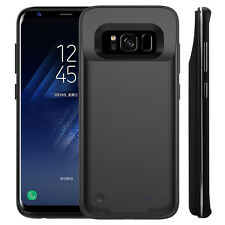 4200mAh Portable External Akku Ladegerät Case Power Bank For Samsung Galaxy S8
