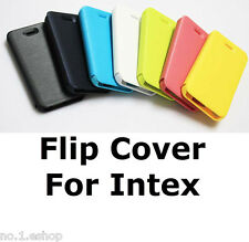 Flip Flap Cover ! Wallet Style ★ By OO LaLa Ji ★ For Intex Models