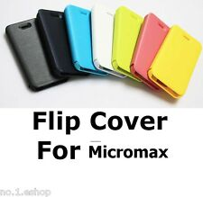 For Micromax Models Flip Flap Cover ! Wallet Style ★ By OO LaLa Ji ★