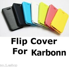 For Karbonn Mobiles Models Flip Flap Cover ! Wallet Style ★ By OO LaLa Ji ★
