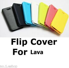 For Lava Models Flip Flap Cover ! Wallet Style ★ By OO LaLa Ji ★