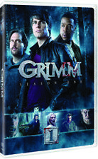 Grimm: Season One (2017, DVD NEUF)5 DISC SET