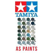 Tamiya Model AS Acrylic Aircraft Spray Paint 100ml Multi Listing All Colours