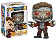 Star Lord CHASE Masked Marvel Guardians of the Galaxy 2 POP! Vinyl Funko New