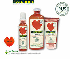 NATURTINT SHAMPOO FORTEZZA ANTICADUTA MASCHERA LOZIONE 330ML ANTI HAIR LOSS