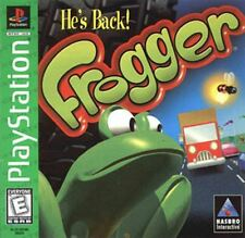 Frogger Greatest Hits PS1 PlayStation 1 Complete Tested CIB