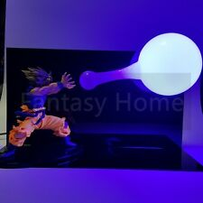 Dragon Ball Z Son Gokou Action Figure DIY Display Toy Dragonball Goku Kamehameha