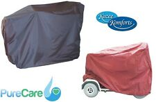 Kozee Komforts Mobility Scooter Storage Cover Waterproof Rain All Sizes & Colour