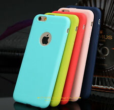 Caseous® Soft Matte Finish Back Cover Case for Apple iPhone 6 6S Plus 5.5""