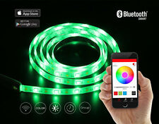 WiFi RGB LED Strip Light Kit For iPhone iPad Android Smartphone