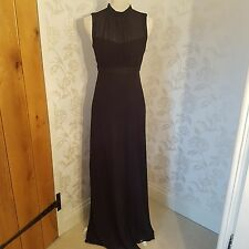 ted baker byanna maxi dress sz 2 3  UK size 10 12    rrp 215 bnwt no offers