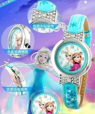 reloj niña  Children Watches Girls Digital Quartz Watch Top Brand Frozen