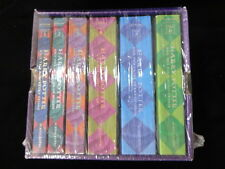 Harry Potter Box Set Books 1 thru 6 New in Wrapper