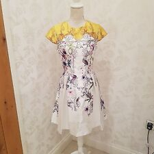 ted baker relait dress sz 1 2 4 UK size 8 10  14  bnwt no offers US 4 6 10