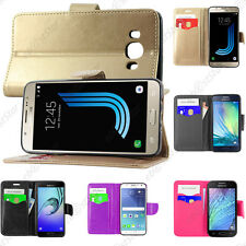 ebestStar - Housse Portefeuille Simili Cuir Samsung Galaxy A3/A5/J1/J3/J5 2017
