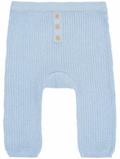 Name It skyfran Baby Hose Strickhose Strick hellblau unisex 56 62 68 74