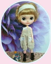 Victorian dungarees for your 12inch   Blythe doll*   please select*