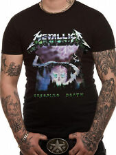 Official METALLICA - CREEPING DEATH 2017 NEW - unisex tour black T Shirt