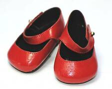 Boneka Puppenschuhe Mary Janes 85N /Doll Shoes Mary Janes 85N