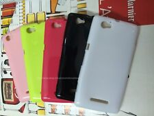 Shiny Silicon Soft Back Cover Case For  Sony Xperia M C1904 / C1905