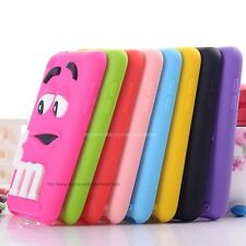 New Arrival 3D Cute Design Silicon Back Case Cover for Apple iPod Touch 4 4G