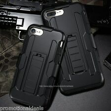 Protective Future Armor Hybrid Hard Back Case Cover For Apple iPhone 7 & 7 Plus