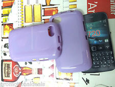 buy2/  Shiny Silicon Soft Back Cover Case For  BlackBerry 9720