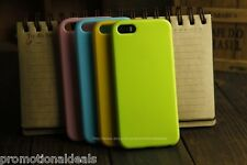 Good Quality Shiny Silicon Soft Back Cover Case For Apple iPhone 5C