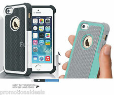 PREMIUM STYLE GRIP RUGGED Protective HARD CASE COVER FOR Apple iPhone 4 4G 4S