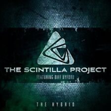The Scinitilla Project - The Hybrid (feat. Biff Byford) NEW CD