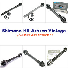Shimano Dura Ace small parts Achse o. Schnellspanner HB-FH-7400 FH-7402 Vintage