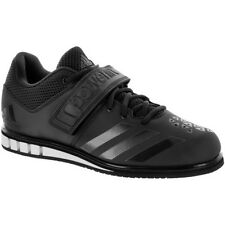 New adidas Powerlift 3.1 Black White Men's Weightlifting Shoes Power Lift BA8019