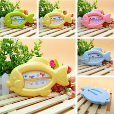 Baby Cartoon Animal Fish Bath Thermometer Safe Water Temperature Children